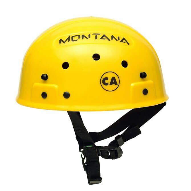 Ver capacete-de-alpinista-epi-amarelo