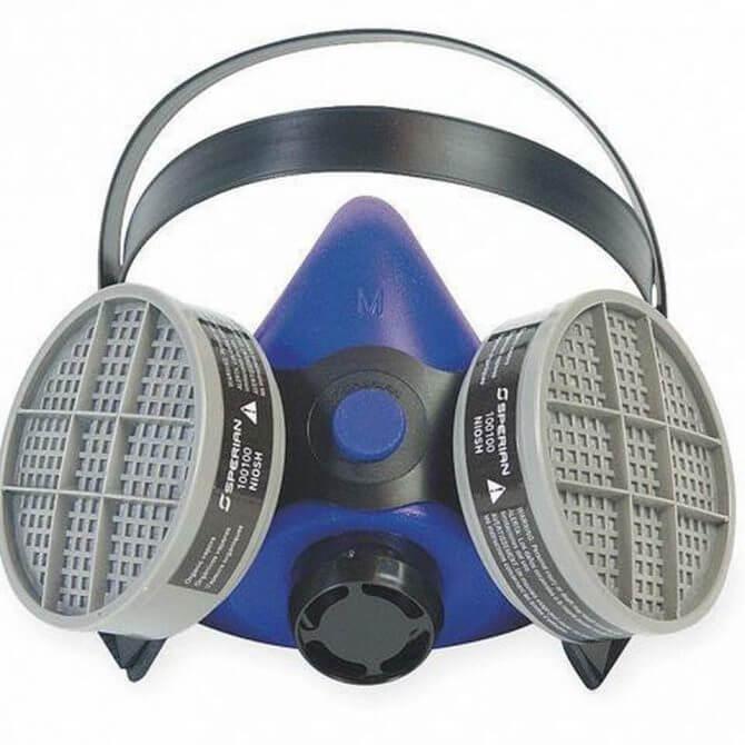 Mascara Respiratória Valvulada